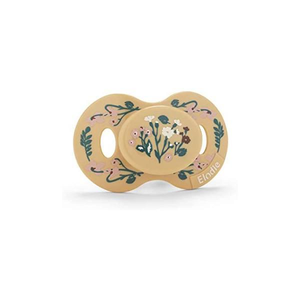 Chupete Elodie Details Golden Vintage Flower