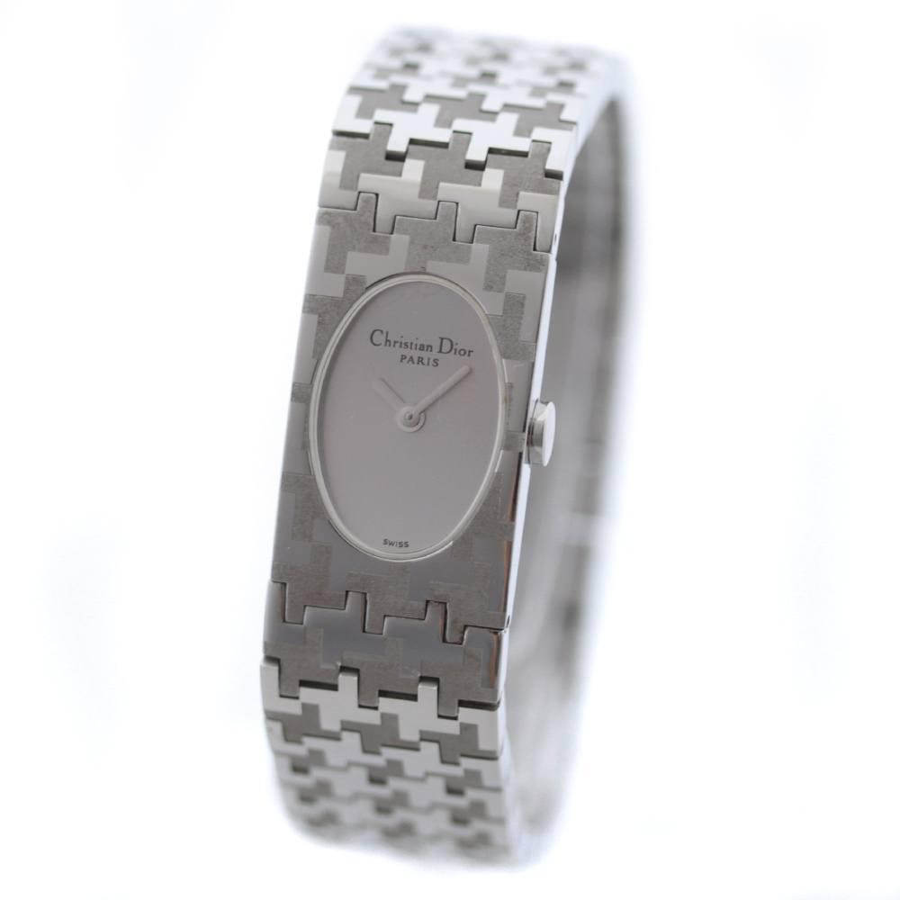 Reloj Christian Dior Señora Pata de Gallo