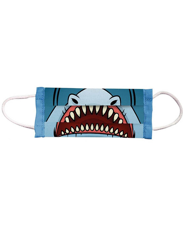 Mascarilla infantil reutilizable Animal Mask Tiburón