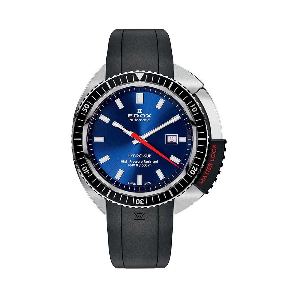 Edox Hydro Sub Automatic Hombre Reloj KclFT1J