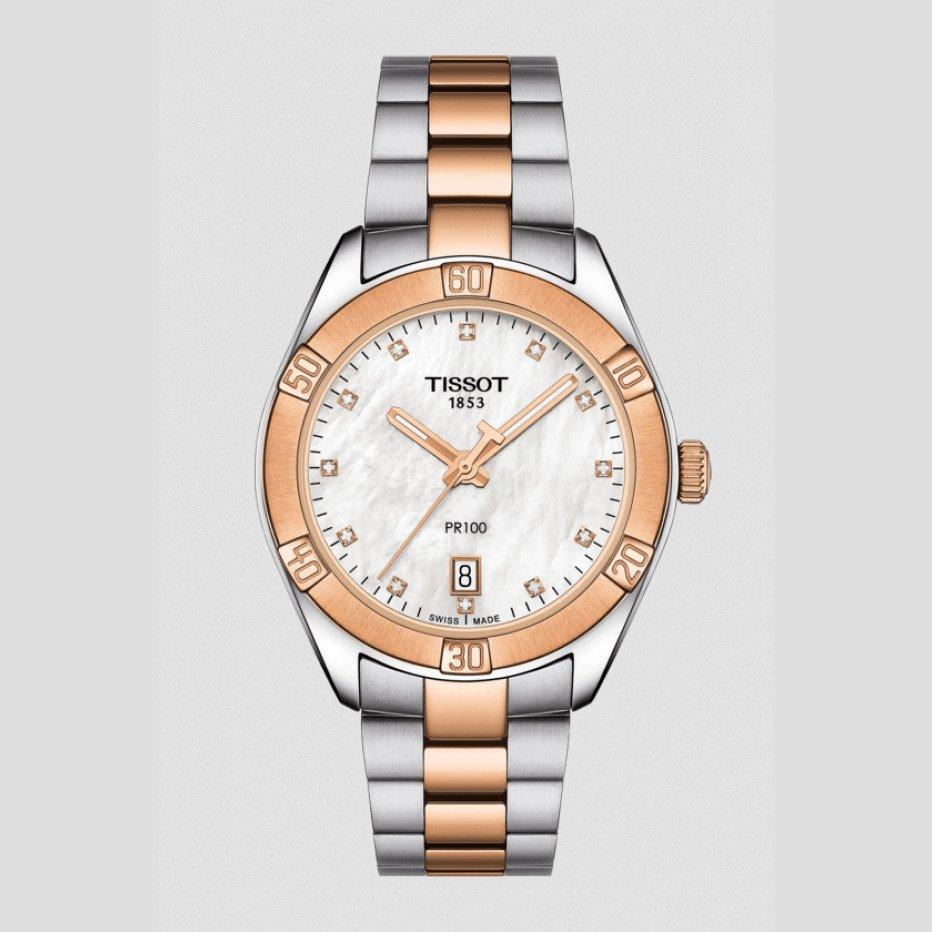 Reloj Tissot PR 100 SPORT CHIC mujer