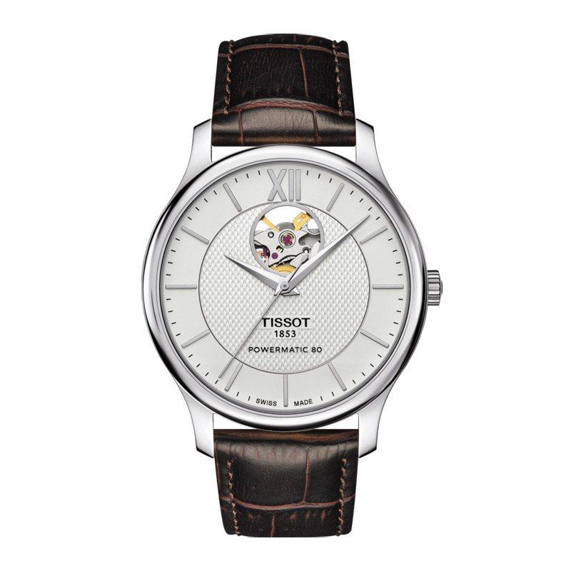 Reloj Tissot hombre TRADITION POWERMATIC 80