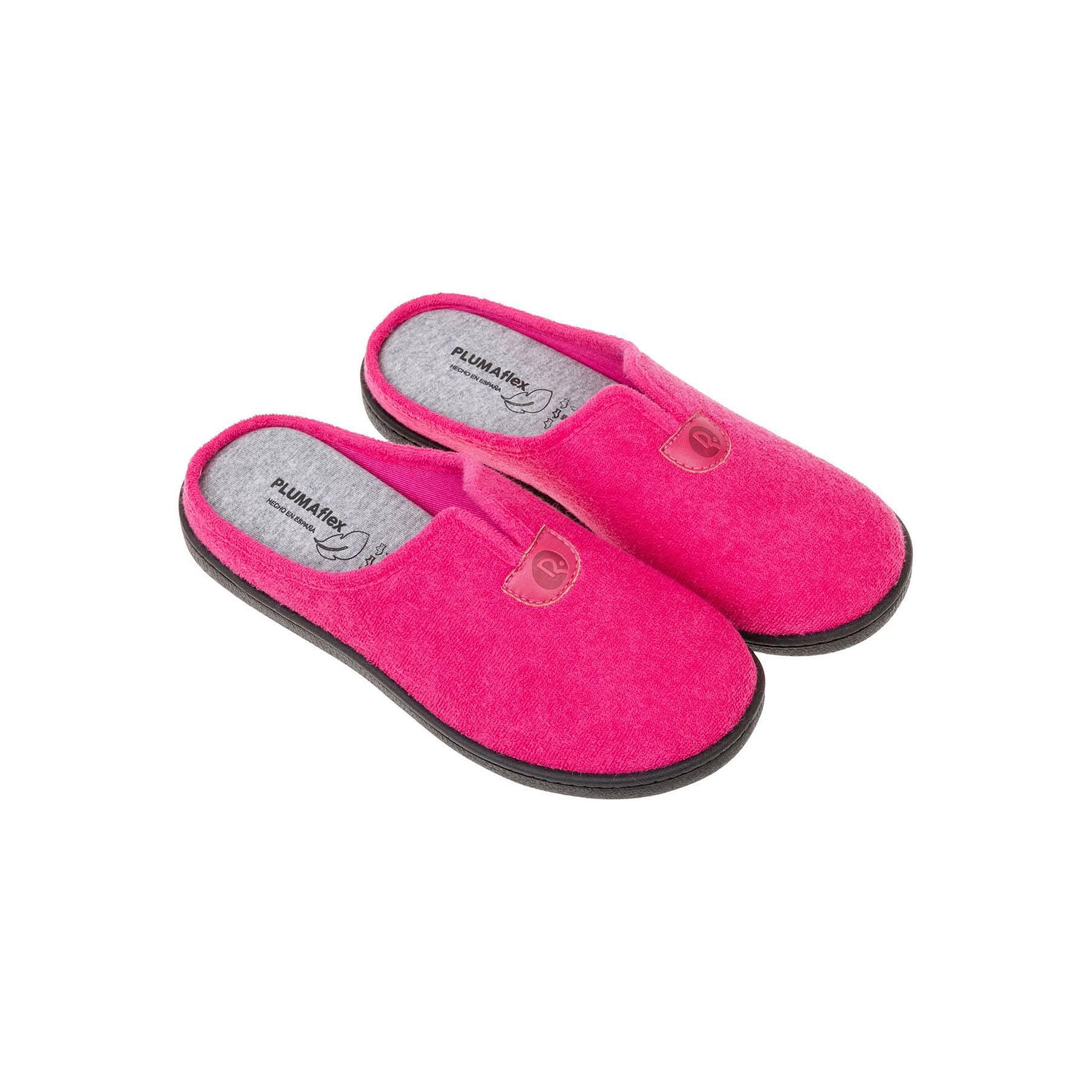 Zapatilla descalza rizo Plumaflex (varios colores)