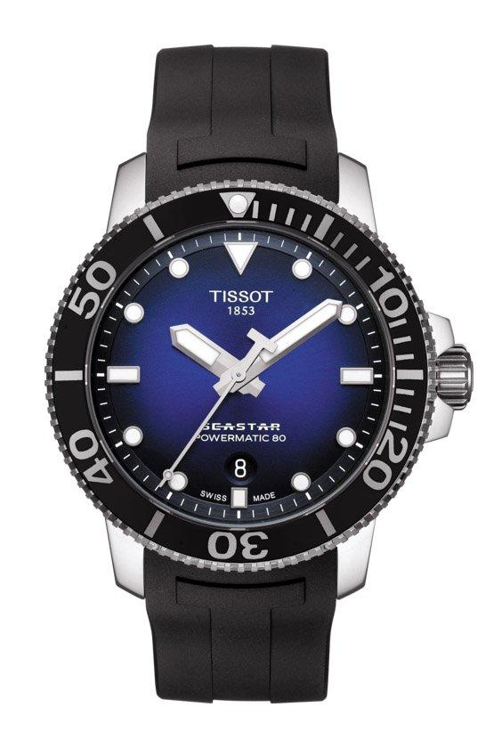 Reloj Tissot SEASTAR 1000 Powermatic 80