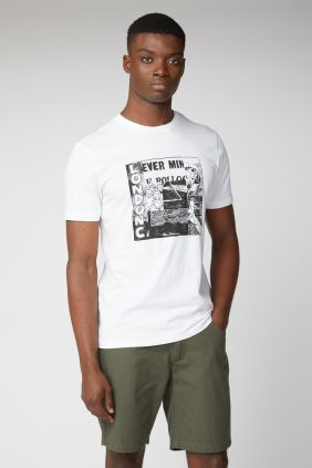 Camiseta ben sherman Remix tee