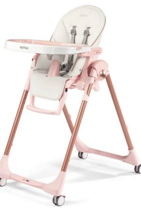 Trona Peg-perego rosa