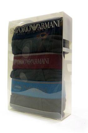 Comprar Pack calzoncillos Boxers Armani en Gris online