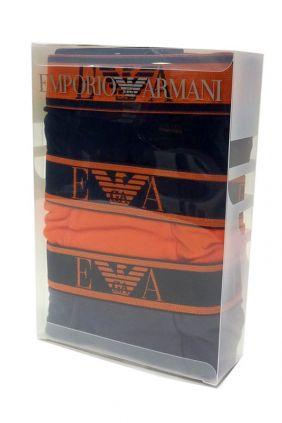 comprar Pack 3 calzoncillos Boxers Emporio Armani 111357 8A715 59420