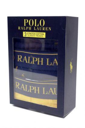 Comprar Pack 3 calzoncillos Polo Ralph Lauren AAA 714662050017