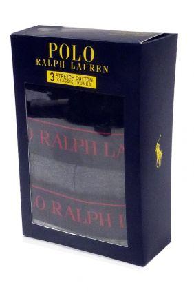 Comprar Caja 3 Calzoncillos Bóxers Polo Ralph Lauren NGG