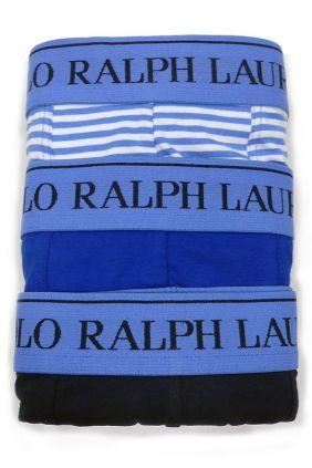 Comprar Pack calzoncillos azule Polo Ralph Lauren 714662050009