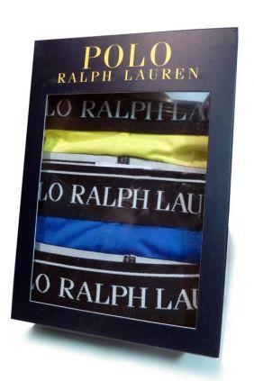 Comprar Pack 3 calzoncillos boxers Polo Ralph Lauren Online