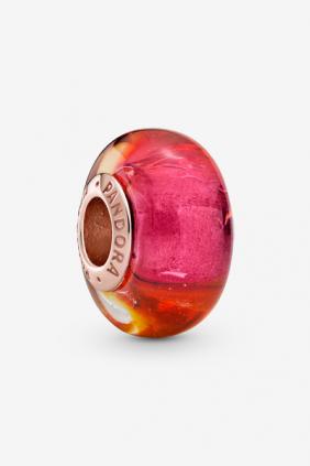 Charm Brillo del Atardecer Murano Pandora