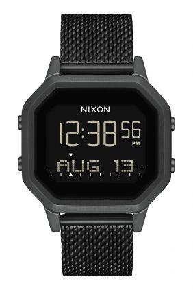 Reloj Nixon Siren Correa Milanese All Black