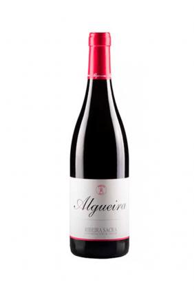 Botella vino Algueira Mencia