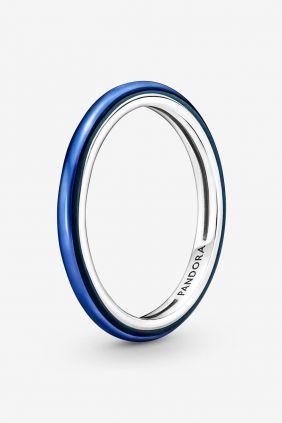 Anillo Azul Eléctrico de Pandora ME
