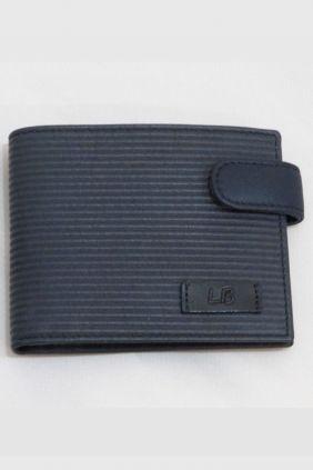 Parte delantera Billetero piel Lomba americano Jaen Azul 4500152