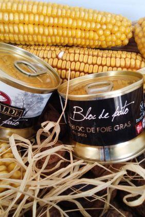Comprar online Block de foie de Pato Artesano 98% Katealde