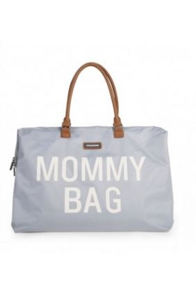 Bolso Mommy Bag Childhome gris