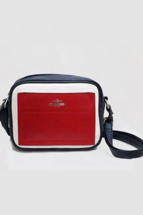 Bolso/bandolera Charro rectangular 19x15x9 cm