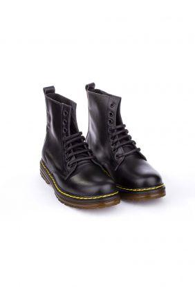 Botas estilo militar en piel Bran´s (varios colores)