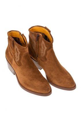 Comprar online Botín campero cremallera Dakota Boots