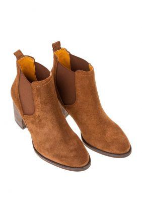 Botín chelsea tacón Dakota Boots