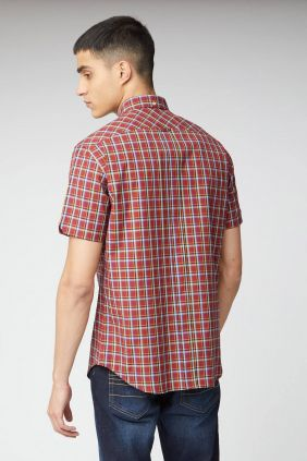 Comprar online Camisa Ben Sherman Chek red