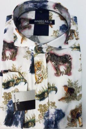 Camisa Estampado animales Sinigual