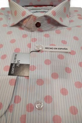 Camisa casual modern fit