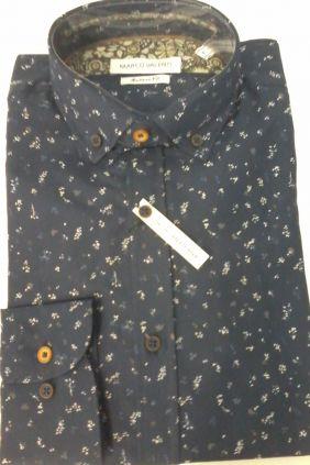 Camisa semi-entallada Marco Valenti