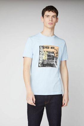 Camiseta Ben Sherman Remix Tee comprar online