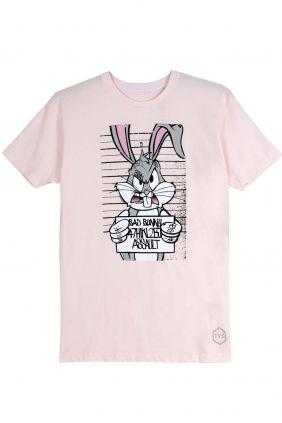 Camiseta Bugs Bunny cárcel