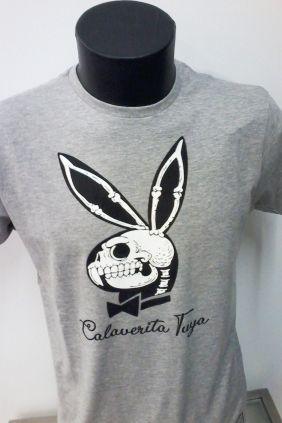 Camiseta Calaverita Tuya