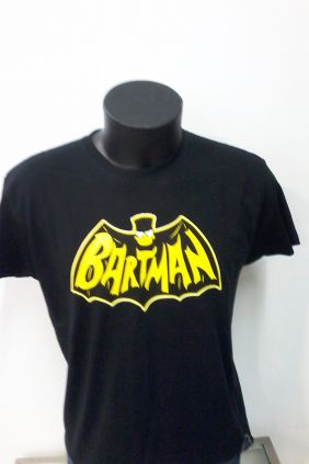 Camiseta Hombre Bartman