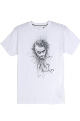 Comprar Camiseta Joker Why So Serious?