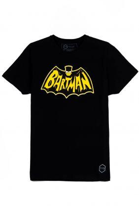 Comprar Camiseta Bartman en negro para hombre