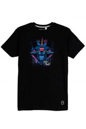 Comprar online Camiseta Mazinger Z Rocket Punch negra