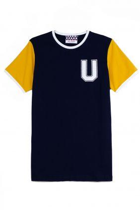 Camiseta Universitaria Urban Button