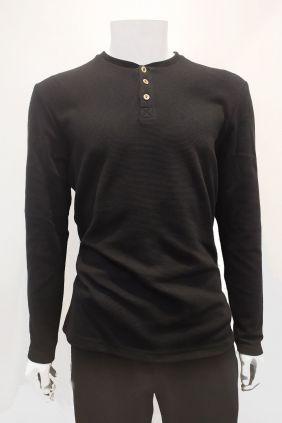 Comprar online Camiseta panadera estructura negra de Nomak para hombre