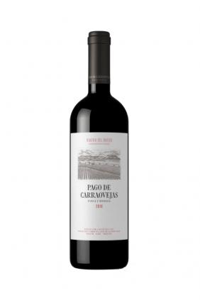Botella vino Pago de Carraovejas