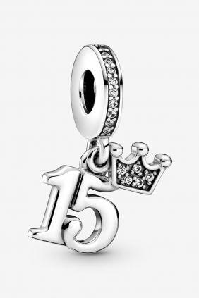 Charm Colgante 15 Cumpleaños Pandora
