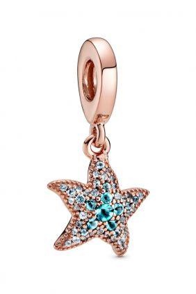 Charm Colgante Estrella de Mar Brillante Pandora