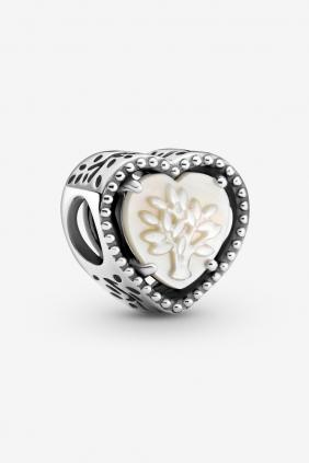 Charm Corazón y Árbol Pandora
