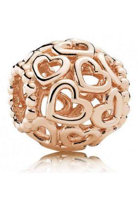 Charm Pandora Rose Abre tu Corazón