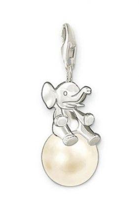 Oferta Charm elefante con perla Thomas Sabo 0770