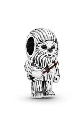 Charm en plata de ley Chewbacca™ Star Wars™ Pandora