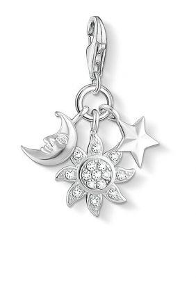 Comprar Charm estrella, sol y luna Thomas Sabo 1365