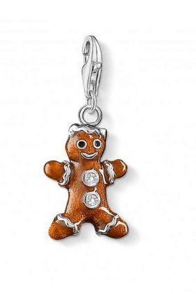 Comprar Charm muñeco de gengibre 0858