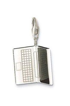Charm ordenador portatil Thomas Sabo charm club